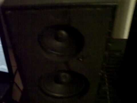 ...A small pair of Vintage speakers..AVI