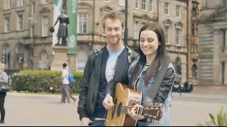 Download Amy Macdonald & Glaswegians - Rhythm of My Heart - XX Commonwealth Games 2014 [Opening Ceremony] MP3 song and Music Video