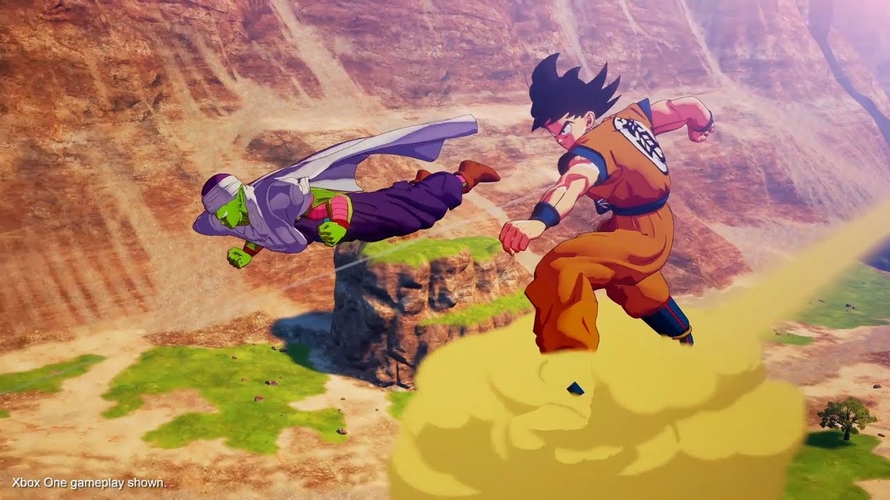 Download DRAGON BALL Z: KAKAROT - Game Introduction | Xbox One, PS4, PC