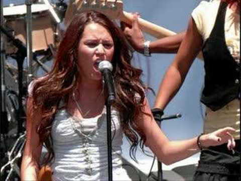 Zip a dee doo dah - Miley Cyrus