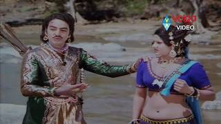 Jaganmohini Movie Parts 1/5 - Jayamalini, Narasimha Raju, Prabha - Volga Videos