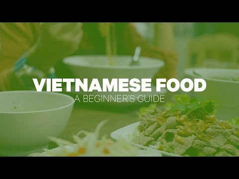 Vietnamese Food: A Beginner's Guide