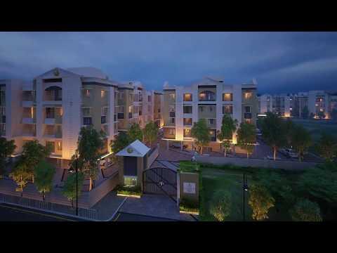 Luxury Residential Complex in Kolkata For Sale - Eden Richmond Park by Eden Group