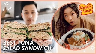 best-tuna-salad-sandwich-pepper-lunch-wahlietv-ep645