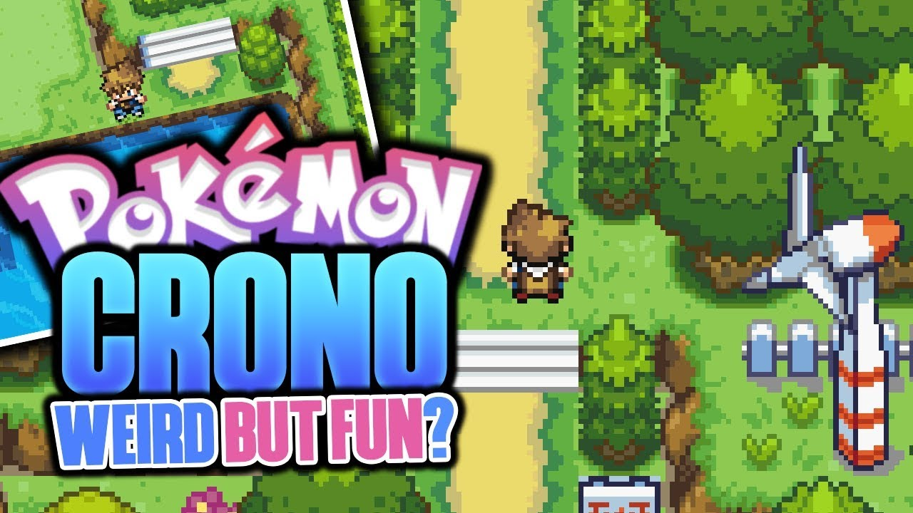 pokemon crono beta 3 english download gba