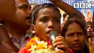 india-s marathon runner, aged three - storyville: marathon boy - bbc four