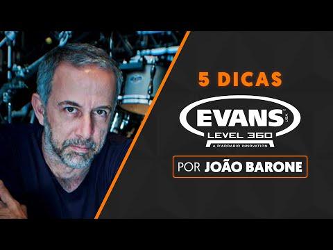 5 DICAS por JOÃO BARONE | Evans