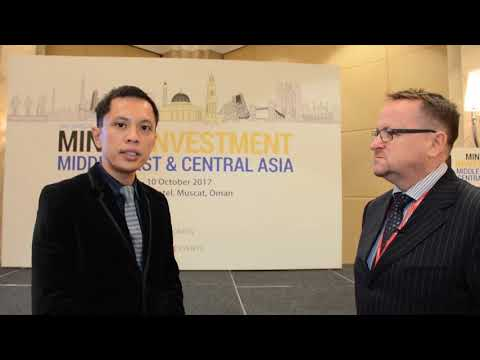 Interview with Thomas Sinclair, Managing Director, Gulf Mining Group, Oman