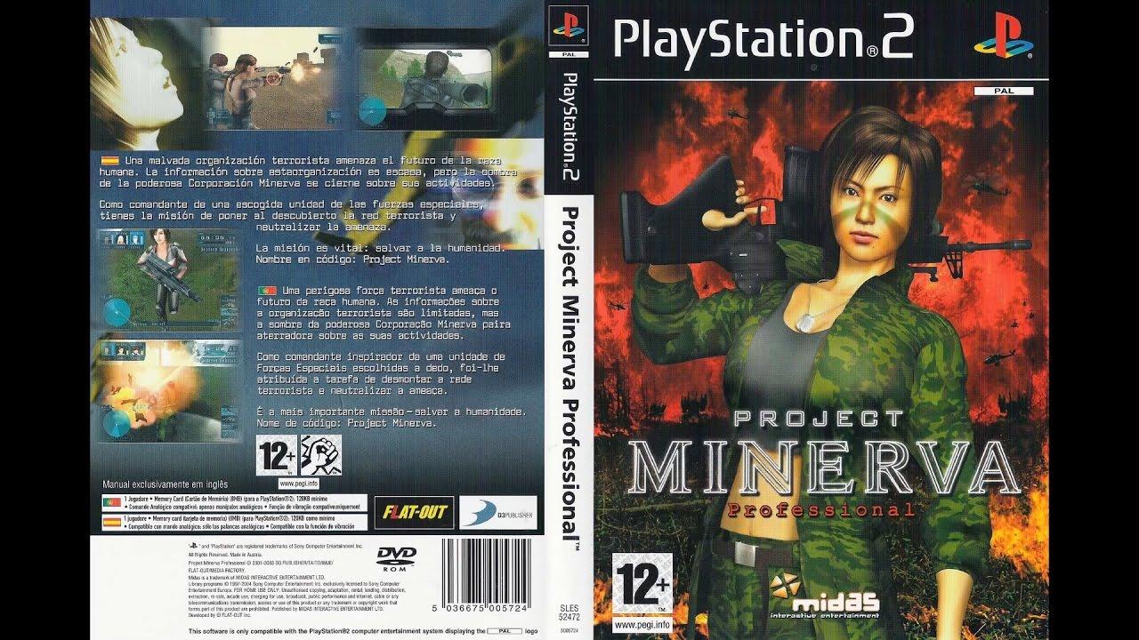 🕹Quick LOoK | Project Minerva Professional (2005) - PlayStation 2 HD
