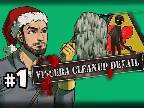 SANTAS MESS - Viscera Cleanup Detail Santa's Rampage w/ Nova Kevin & Immortal Ep.1 |