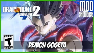 【DBXV2 MOD】 DEMON GOGETA [PC - HD]