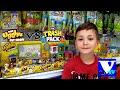 VLOG Магазин игрушек: The Ugglys Pet Shop УРОДЛИВЫЙ Зоомагазин и TRASH PACK Серия 7