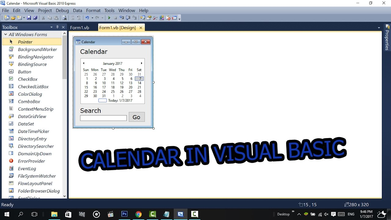 Migrating Code from Visual Basic 6 to .NET