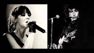 [Duet-mix] Bob Dylan / Cat Power - Stuck inside of mobile with the memphis blues again [Duet-mix]