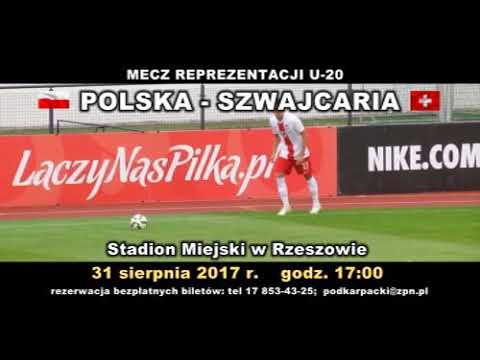 Mecz Reprezentacji U-20 POLSKA – SZWAJCARIA