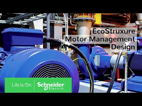 EcoStruxure Motor Management Design Web Application | Schneider Electric