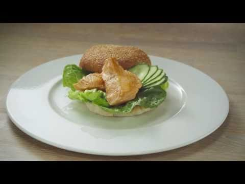 Lakseburger - Godfisk