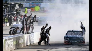 2018 NASCAR At Martinsville Post Race Review