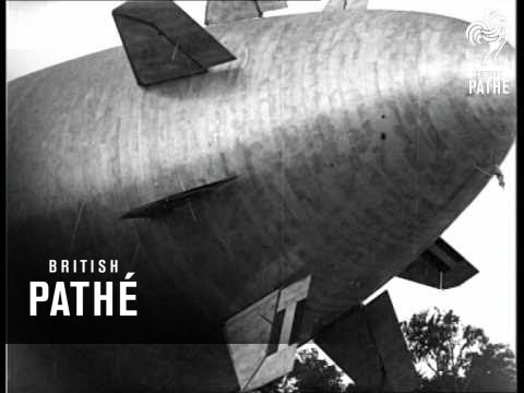 First All Metal Airship (1929)