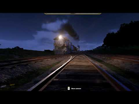 Railway Empire Mexico DLC. Night Express. |