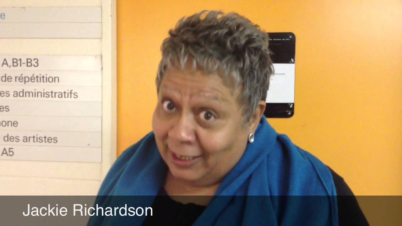 video: Jackie Richardson Invites you to Big Mama! The Willie Mae Thornton Story
