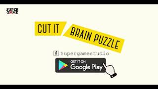Cut It: Brain Puzzles