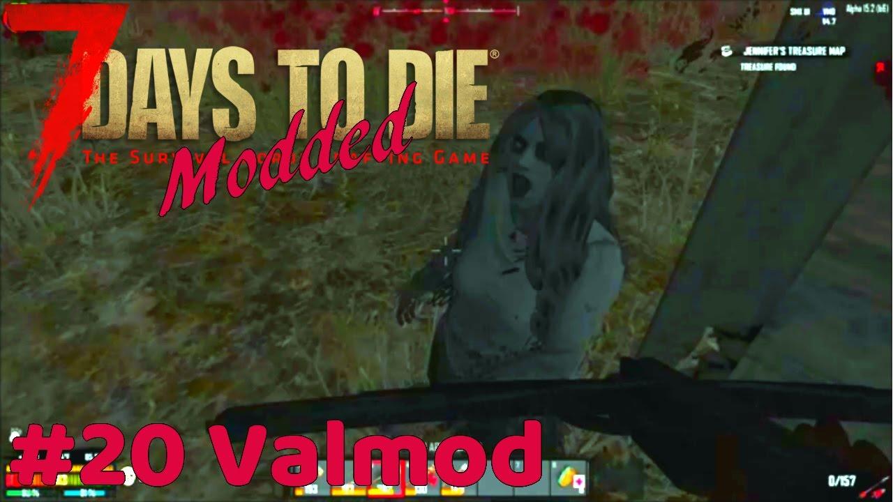 7 days to die flooring down walls up 20 valmod for Wood floor 7 days to die