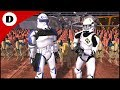 CAPTAIN REX TRAPPED IN A DROID FACTORY - Star Wars: Rico's Brigade S2:E5