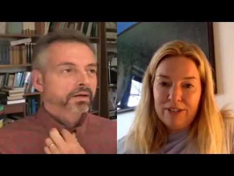 Robert Wright & Virginia Heffernan [The Wright Show] (full conversation)