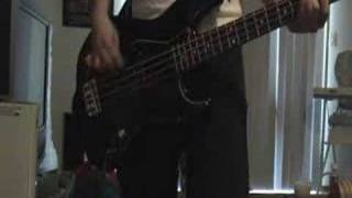 Blink 182 - the rock show bass cover (better quality version