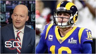 Los Angeles Rams 'inept offensively' in Super Bowl LIII loss - Tim Hasselbeck | SportsCenter