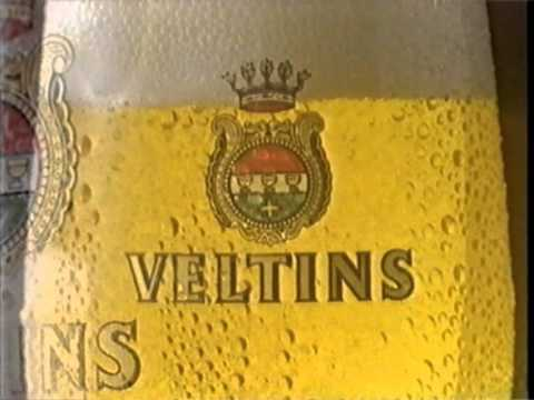 Veltins Pilsener Werbung 1995