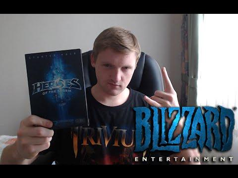 видео: heroes of the storm - Подарок от blizzard