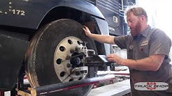 The Truck Shop Inc.  Front End Alignment