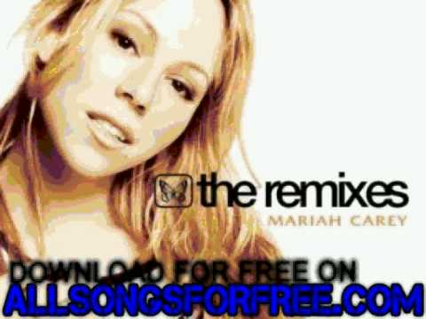 mariah carey  My All Morales My Club Mix  The Remixes