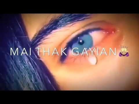 Akhiyan Nam Nam Hoiya | whats app status