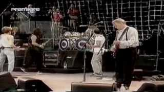 The Who - special guest David Gilmour