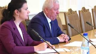 2017-07-26 г. Брест. Визит Посла Республика Молдова В. Сорочана в г. Брест. Телекомпания Буг-ТВ.
