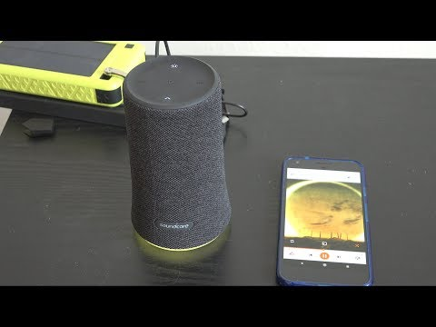 Soundcore Flare Portable Bluetooth 360° Speaker by Anker