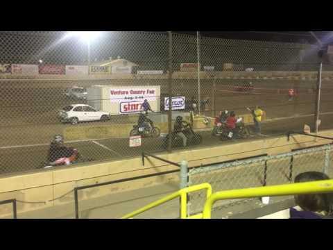 Troy White #22 Flat Track Ventura Raceway
