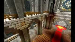 Minecraft Cathedral 7