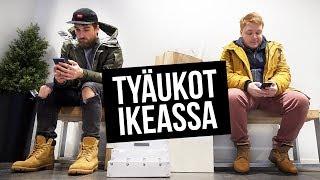 Tyäukot Ikeassa!