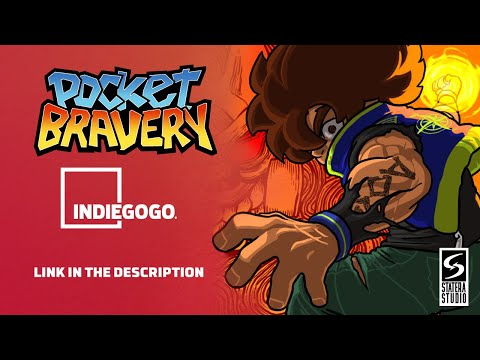 Pocket Bravery Coming to Indiegogo Trailer