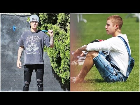 Justin Bieber Best Outfits 2016