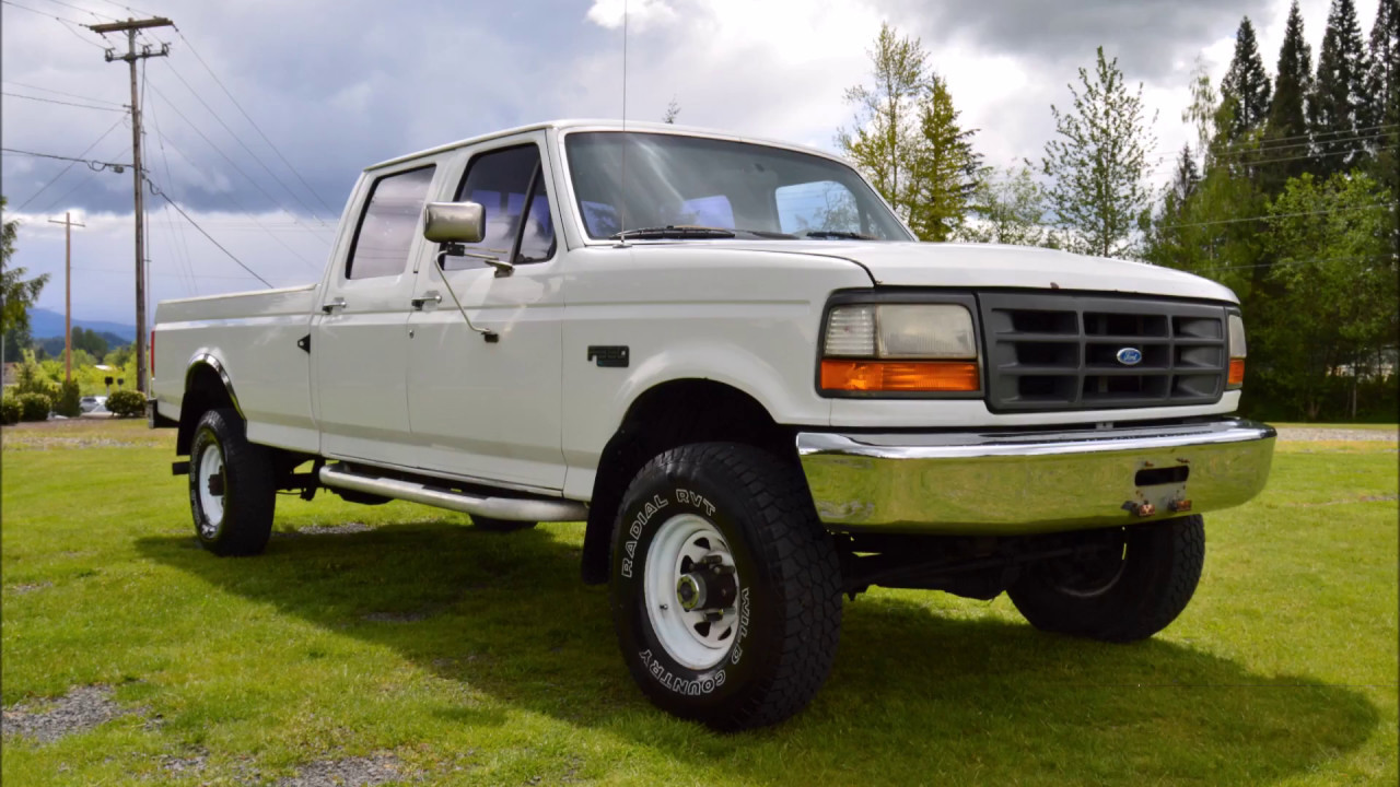 1980 Ford Crew Cab Long Box Miles Youtube 1280x720