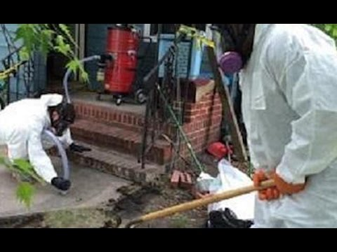 EPA Evacuating Lead-Poisoned East Chicago, Indiana