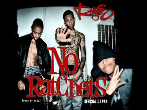 The Rangers - No Ratchets (Instrumental)