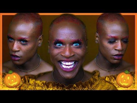 GLAM PUMPKIN'S NIGHT OUT?Makeup Tutorial thumbnail