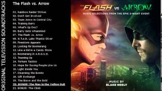 [OTS] The Flash vs. Arrow (Music Selections) - 20. BONUS: The Man in the Yellow Suit