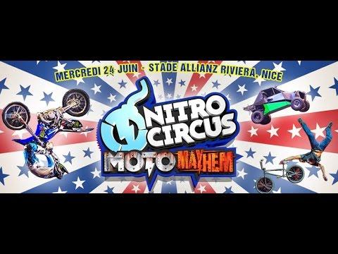 Nitro Circus 2015 | Nice |